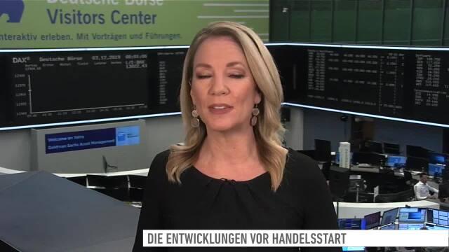 DAX, Drägerwerk, Qiagen, Nordex, Siemens Healthineers, Hugo Boss, Zalando - Marktüberblick