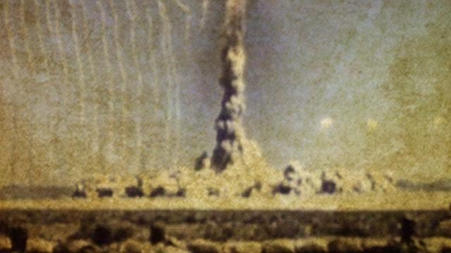Die geheimen Atomtests der USA