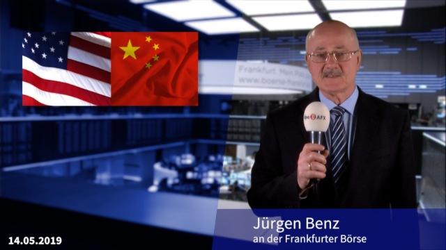 Entspannung im US-China-Streit beruhigt auch Anleger