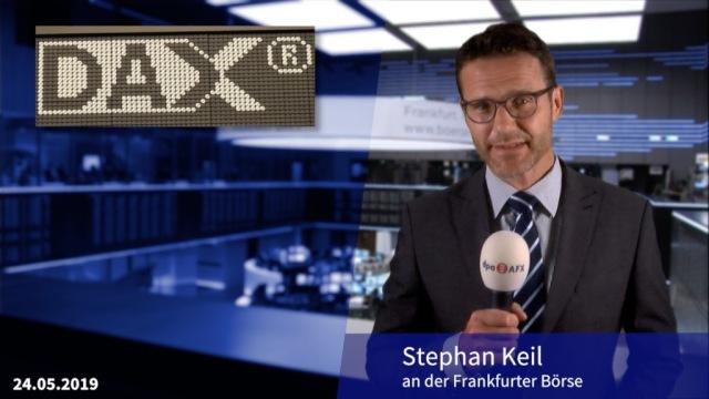 Dax hält sich gut im Plus - Dow Jones startet solide