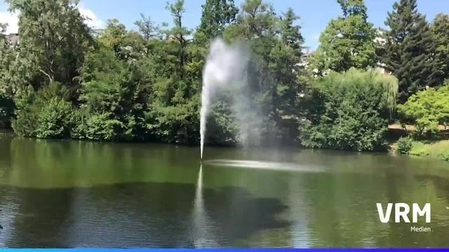 Wiesbaden: Umfrage zur großen Hitze