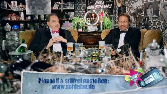 Der Cocktail: Plan 9 aus dem Weltall