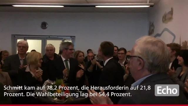 Bürgermeisterwahl in Rimbach