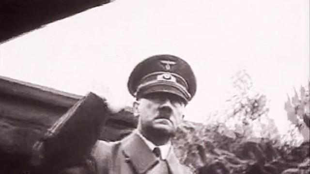 Hitlers Gebeine