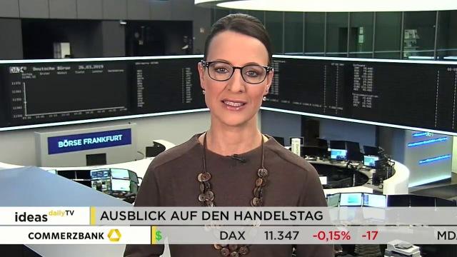 DAX: Verlustserie gestoppt
