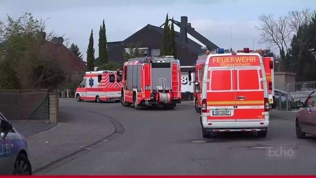 Rüsselsheim: Verstopftes Rohr verursacht Katastrophe