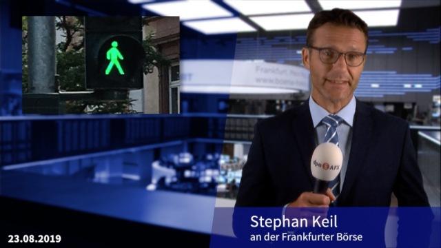 Dax holt vor Notenbanker-Treffen wieder auf - Thyssenkrupp im Fokus
