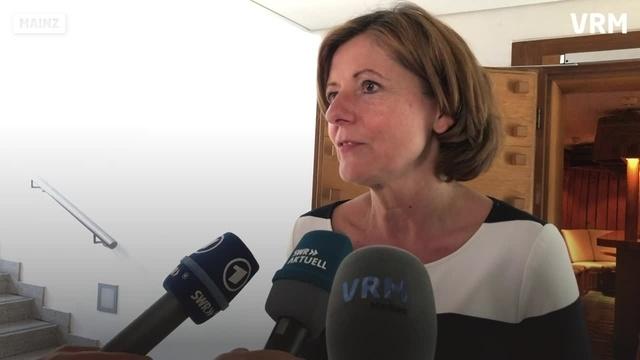Malu Dreyer äußert sich zu ihrer neuen Rolle