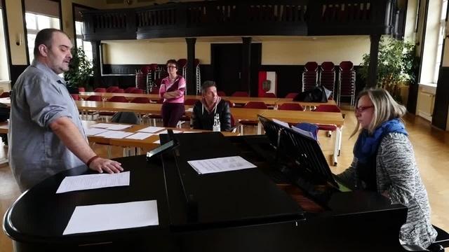 Musical-Macher casten für Der Postraub