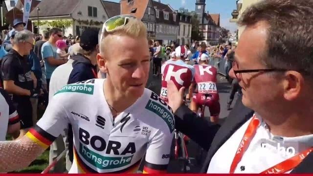 Radsport: Die Deutschland-Tour in Lorsch