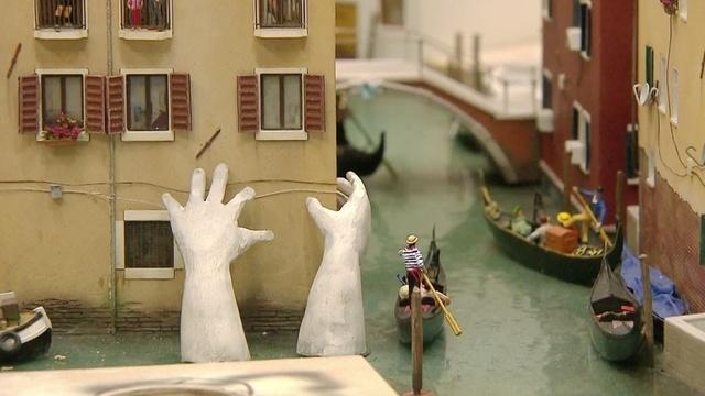 Venedig in der Speicherstadt