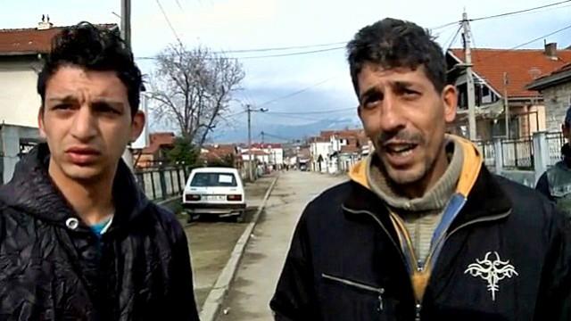 Roma-Elend in Mazedonien