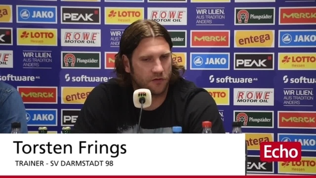 SV Darmstadt 98: Frings und Sirigu zum Spiel gegen Kaiserslautern