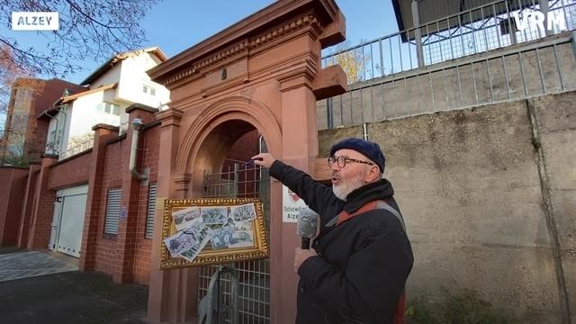 Geschichten von der alten Alzeyer Löwenschule