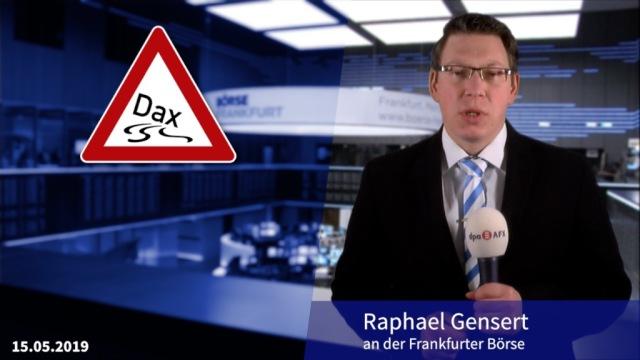 Rallye bei Dax und Dow vorbei, RWE nach Zahlen an der Dax-Spitze