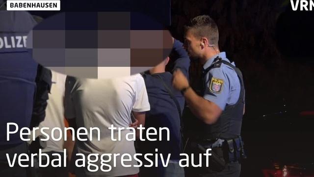 Babenhausen: Schaulustige behindern Einsatzkräfte