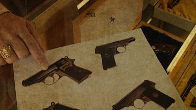 Dubiose Hitler-Waffe