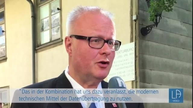 Finanzminister Dr. Thomas Schäfer besucht Hessische Zentralstelle für Grunderwerbsteuer