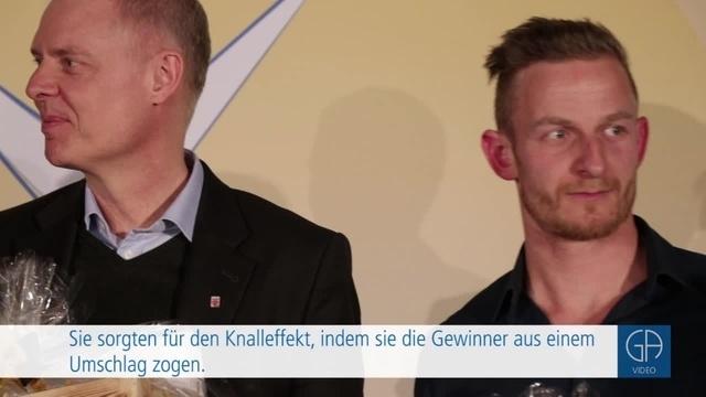 Die Sieger der Sportlerwahl 2018 in Mittelhessen