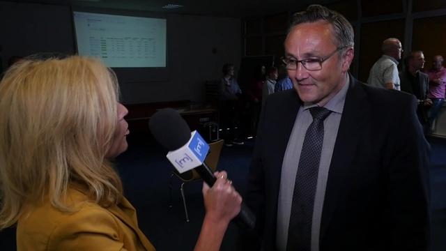 Roland Lay geht in Breitscheid in die vierte Amtszeit