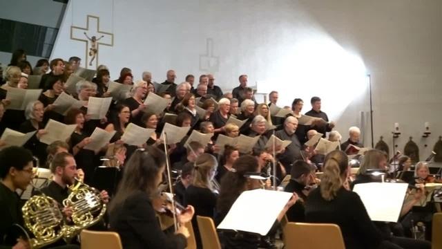 Pastoralchor Braunfels macht Begeisterung hörbar