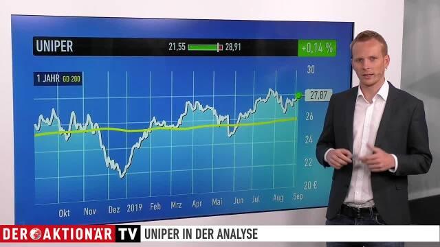 Uniper: Wann kommt das Übernahmeangebot von Fortum? Trading-Tipp des Tages