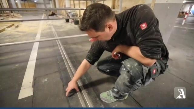 Mainz: Sanierung der oberen Parkebene im Rathaus-Parkhaus