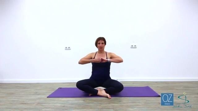 Folge 8 der Yoga-Serie: Selbstvertrauen stärken und Rückenmuskulatur kräftigen