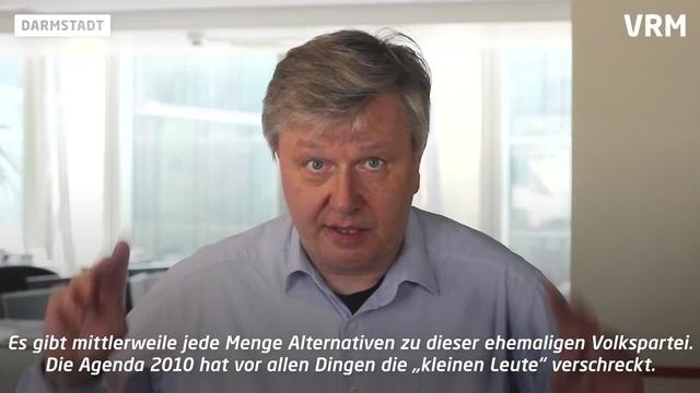 Hennemann hält nach: Die Schuldfrage bei der SPD