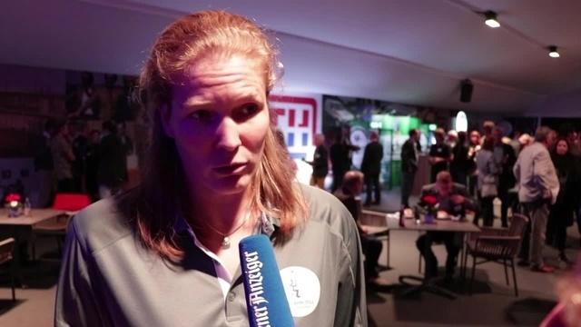 Janet McLachlan, Cheftrainerin des des RSV Lahn-Dill