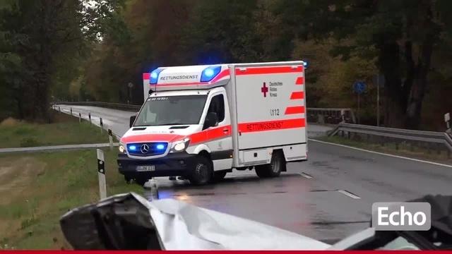 Tödlicher Unfall auf der B44 bei Mörfelden