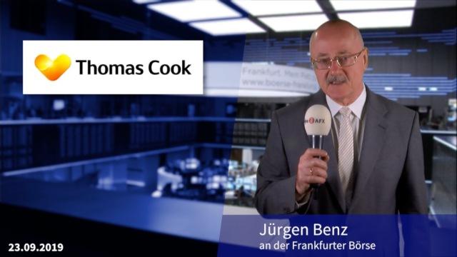 Pleite von Thomas Cook überschattet Börsenstart