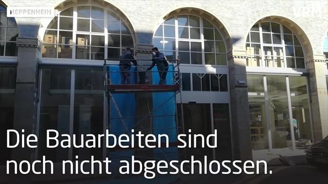 Umzug ins Heppenheimer Stadthaus
