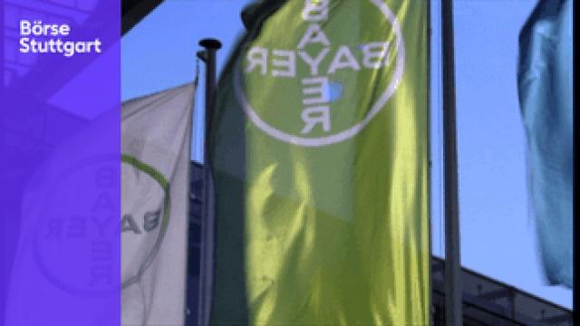 Marktbericht: Bayer Aktien taumeln nach Glyphosat Schlappe