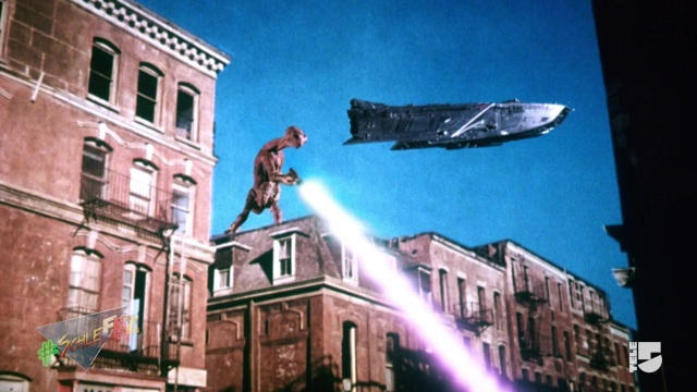 SchleFaZ: Laserkill - Todesstrahlen aus dem All Trailer