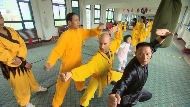 Kung Fu Meister von Emei