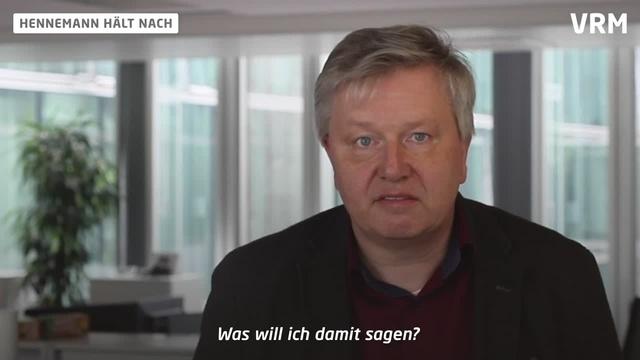 Hennemann hält nach: Geisterspiele im Fußball