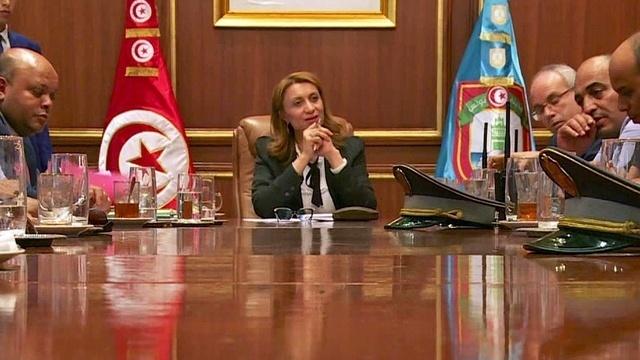 Die erste Bürgermeisterin von Tunis