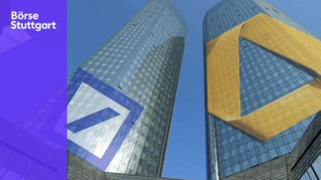 Marktbericht: Deutsche Commerzbank – offizielle Fusionsgespräche