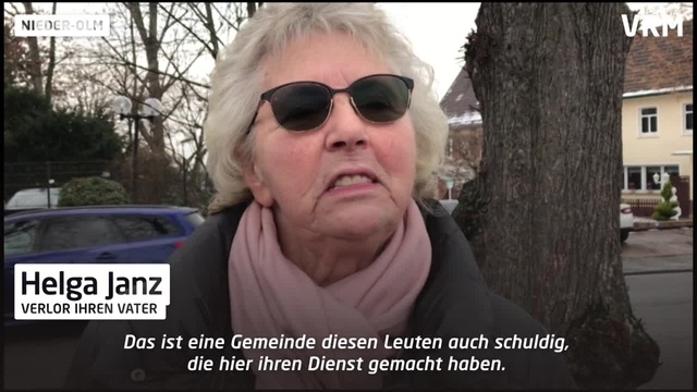 Gedenktafel für Bombentote in Nieder-Olm