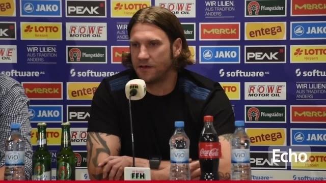 Frings zum anstehenden Pokalspiel gegen Regensburg