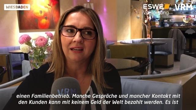 Wiesbaden: Das Eiscafé Ciao Ciao in der Neugasse