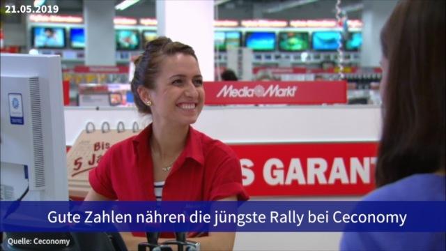 Aktie im Fokus: Gute Zahlen nähren bei Ceconomy die Rally seit Jahresbeginn