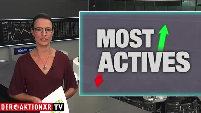 Most Actives: Wirecard, K+S und PNE