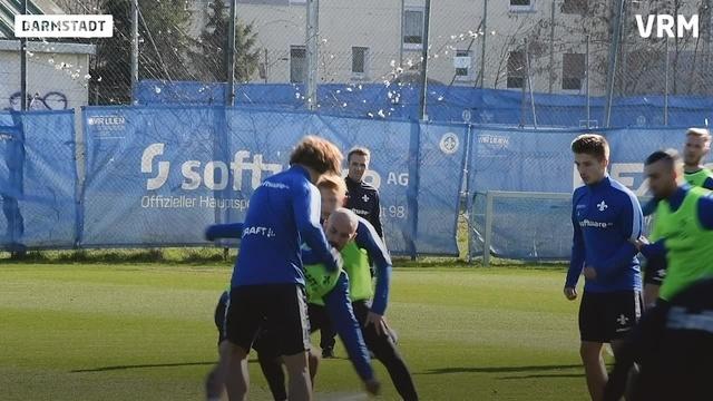 Der SV Darmstadt 98 empfängt Jahn Regensburg