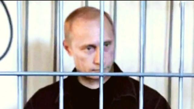 Protest gegen Putin