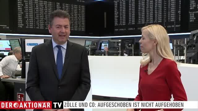 Robert Halver: Nachrichten schlecht - Kurse flau