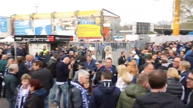 Lilien Inside: Stimmung vor dem Spiel gegen Leverkusen