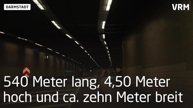 Darmstadts hässlichste Orte - Platz 6- Citytunnel
