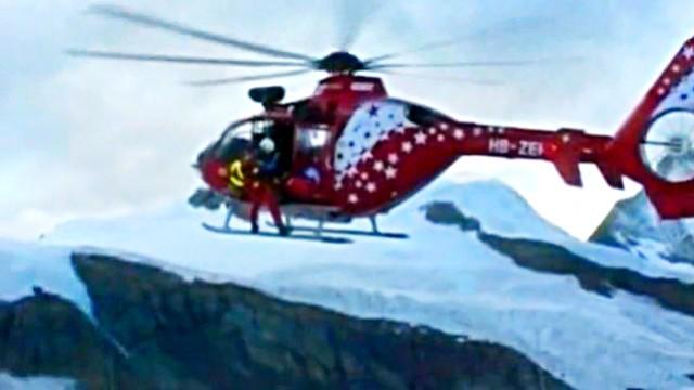Luftrettung Matterhorn